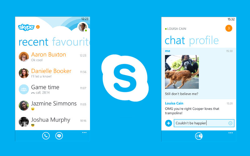 Skype for Windows Phone Gets New, Larger Emoticons and More