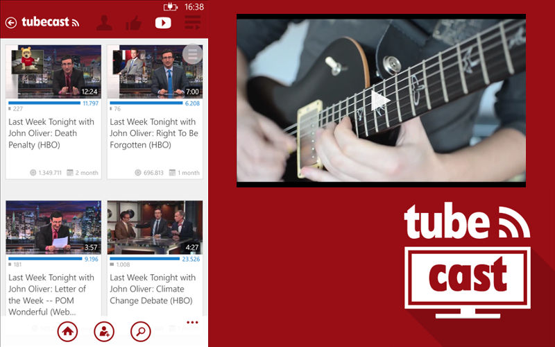 Go Ultra High Resolution on Windows Phone With the Latest Tubecast Update