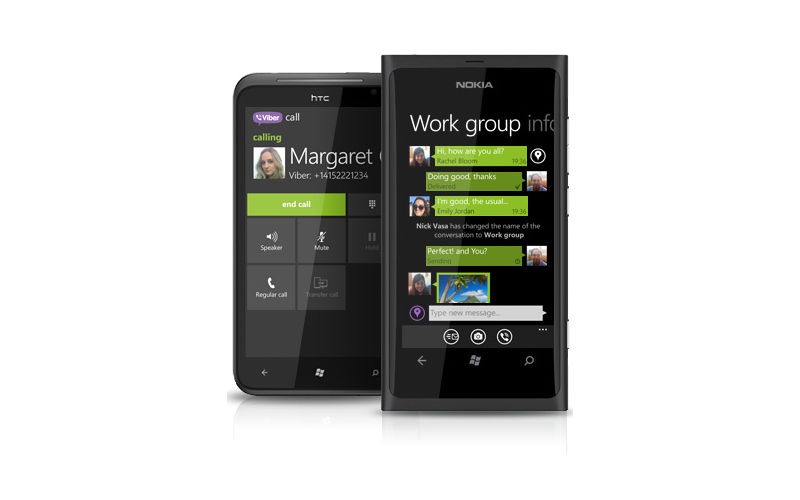 Exclusive Viber for Nokia Lumia with HD Calling is now Available for Download