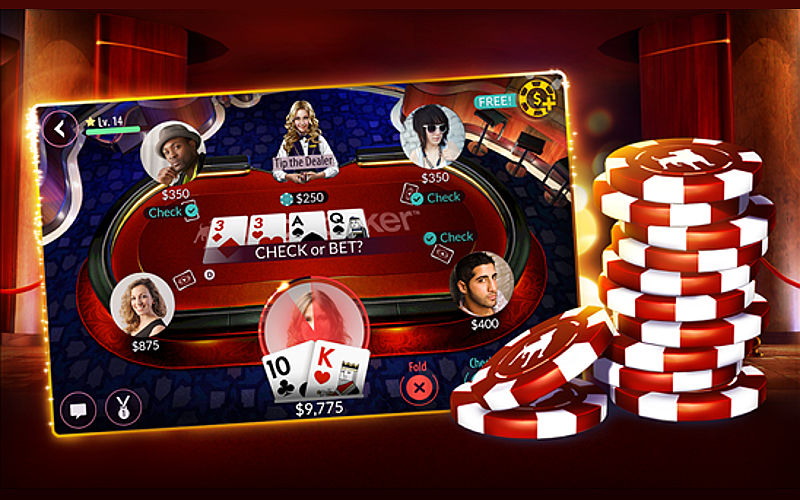 Zynga, Inc's Poker Game Arrives for all Windows Phone Users
