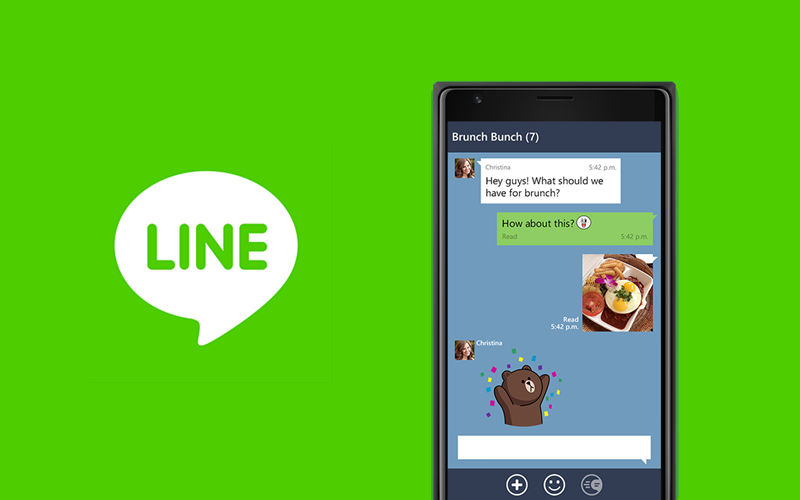 You Can Now Make Video Calls With LINE App on Windows Phone