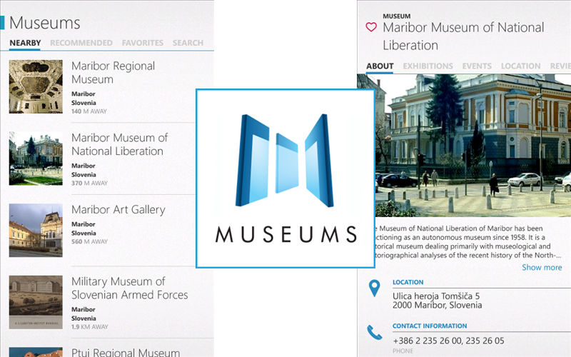 "Museums Mobile ""Indeed Getting an Update"" for Windows Phone"