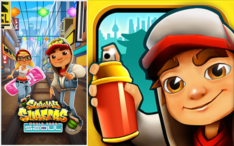 Continue the Subway Surfers World Tour to Seoul With the Latest Update