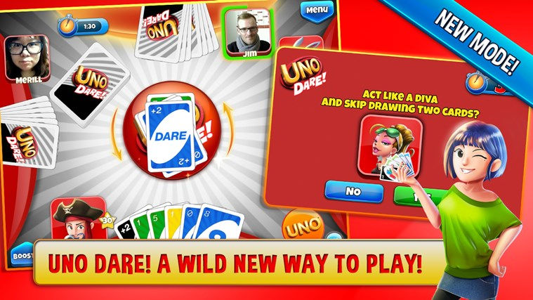 UNO & Friends, Windows 8 games, Windows 8.1 apps