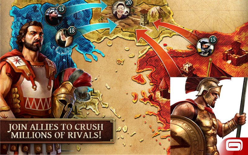 Gameloft releases Age of Sparta on Windows and Windows Phone