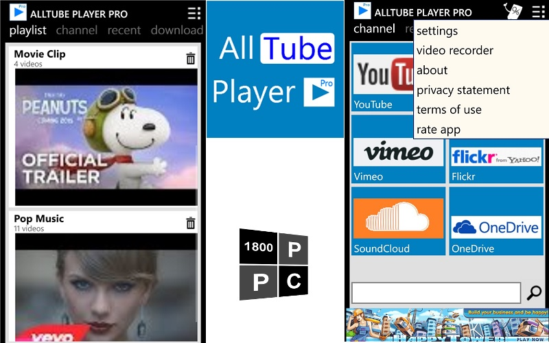 AllTube Player Pro receives the SoundCloud treatment for music lovers