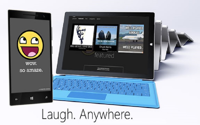 Get ready for iFunny on Windows 8 – A funny way to pass the day