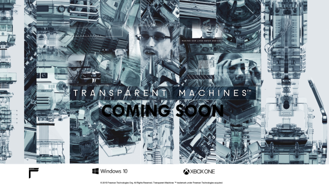 Transparent Machines Coming Soon Promo 1