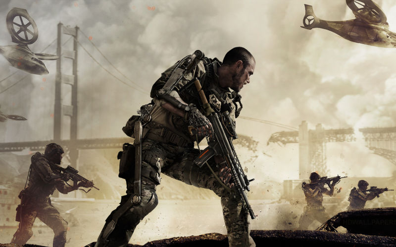 Third DLC Pack for Call of Duty: Advanced Warfare Delivers Four New Multiplayer Maps