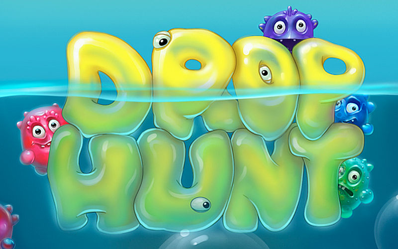 New Puzzle Game Drop Hunt Launches for Windows 8.1 and 10 Smartphones