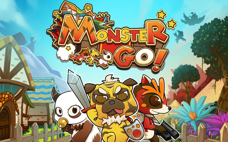 "Game Troopers is on a Roll, Releases Monster Go! on Windows Phone, with Tablet, PC version ""on its way"""