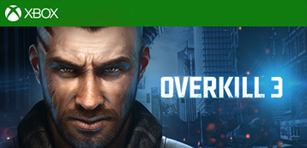 Overkill 3, Xbox shooting games, Adventure action