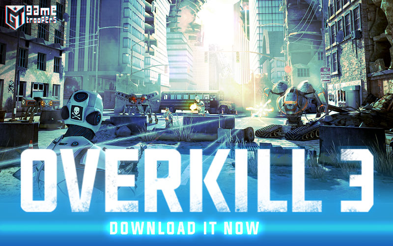 Game Troopers Brings Minor Update to Overkill 3 on Windows Phone, Fixes Share Options, Adds Leaderboards