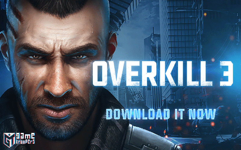 Overkill 3 for Windows tablets and PCs updated with cloud sync, bug fixes