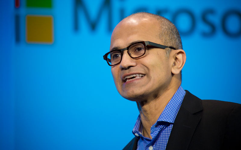 Microsoft CEO Satya Nadella Tops Juniper Research's List of Most Influential Executives