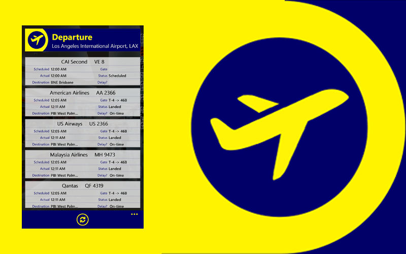 Runway Tracker Makes a Travel life easier by letting you track your flights