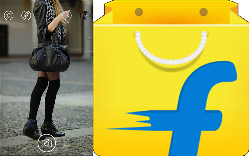 Find fashion products, similar-looking items using photos in Flipkart for Windows Phone