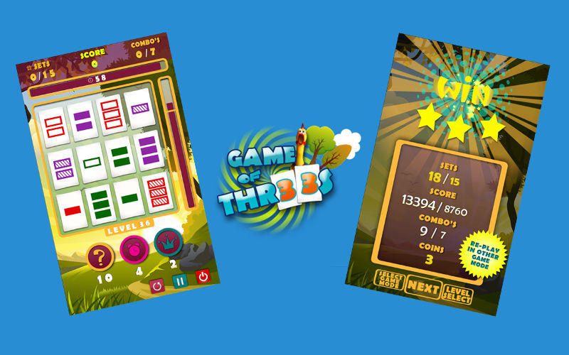 Match your way to victory with Game of Thr33s, now available on Windows Phone (Demo)
