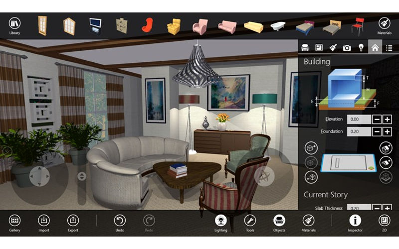 Let Your Interior Design Skills Fly With Live Interior 3D Pro For PC, Now  Discounted Via MyAppFree | Pocket And PC