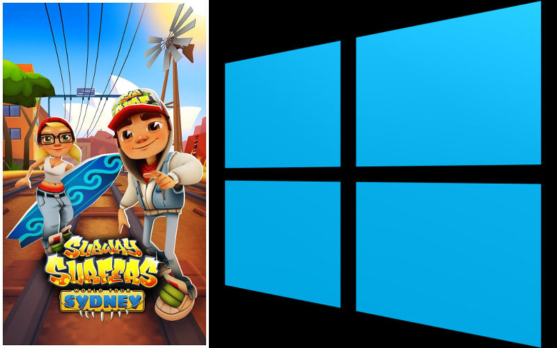 Subway Surfers for Windows Phone heads to the land down under in new update