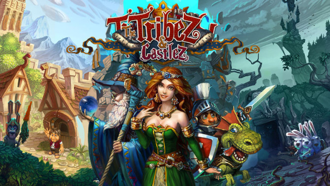 The Tribez and Castlez, Tribes and Castles game, Game Insight titles