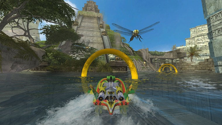 Hydro Thunder Hurricane, Racing game, Driving games