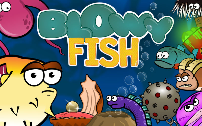 Blowy Fish catapults its way from the Android platform to Windows