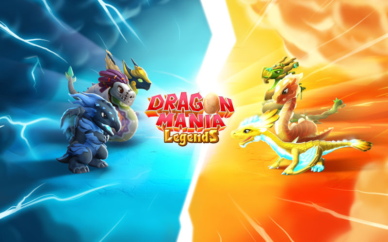 """Dragon Mania Legends is about to get its """"biggest update ever"""" on Windows"""