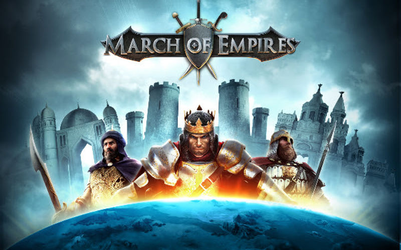 Get ready for battle: March of Empires coming to Windows on August 13