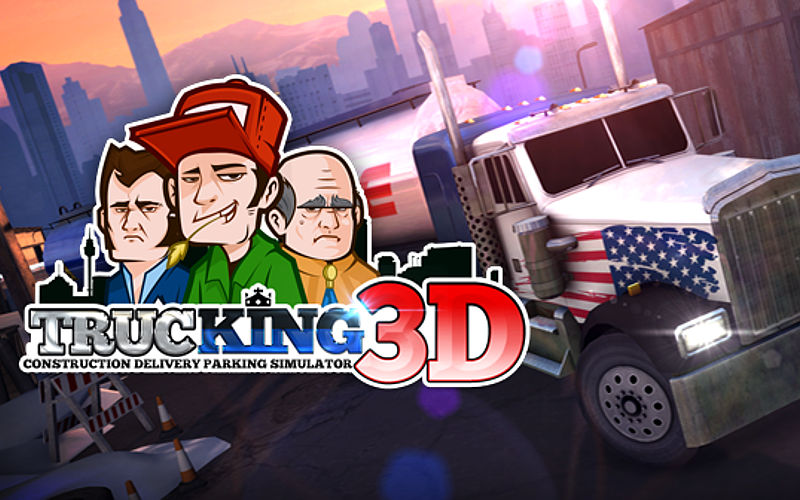 Breaker Breaker 1-9: Trucking 3D coming to Windows from Game Troopers