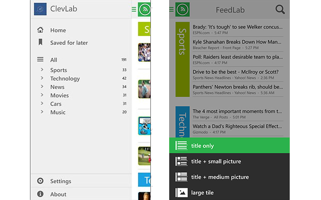 FeedLab for Windows gains new logo and new features in latest update
