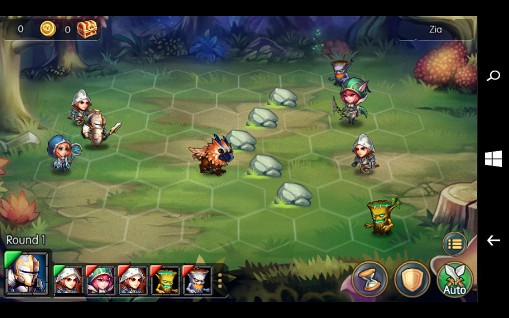 Heroes Tactics brings more turn-based strategy to Windows 10 Mobile