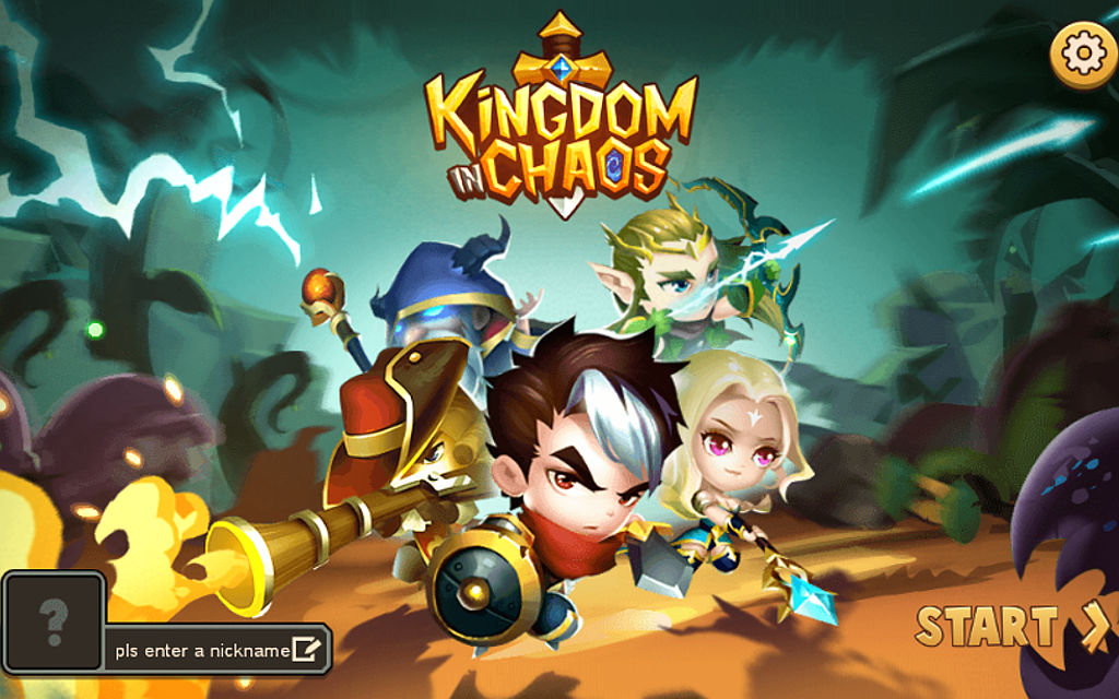Role-playing game Kingdom in Chaos launches on Windows phones