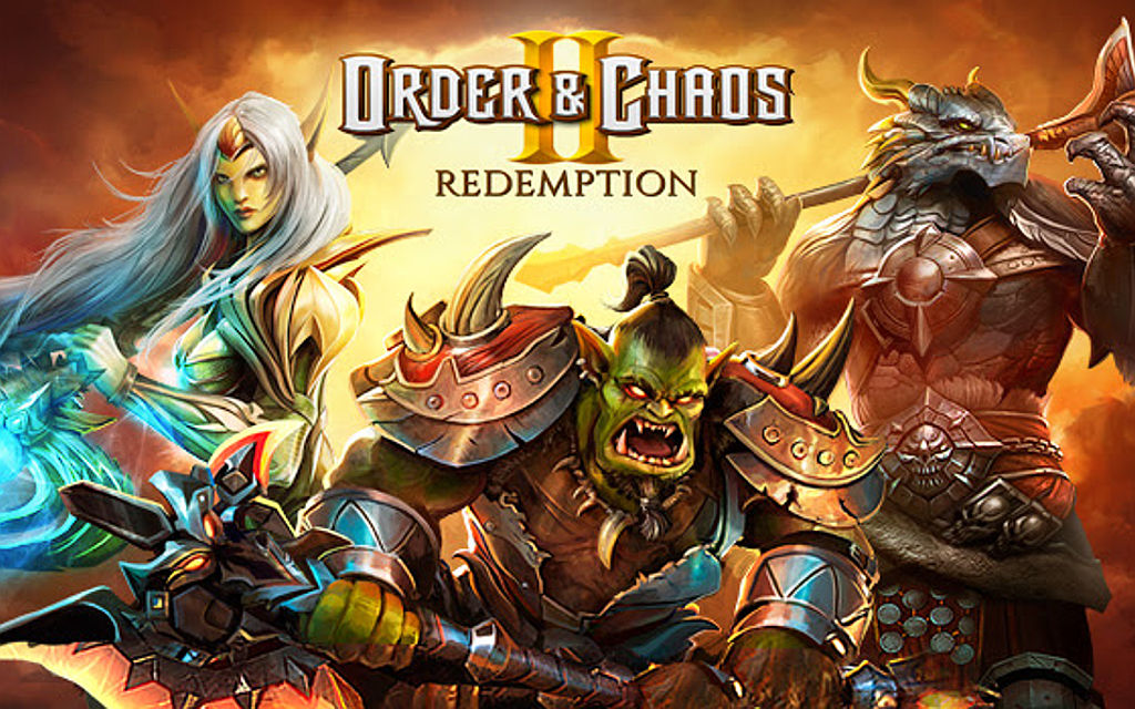 Gameloft's MMORPG Order & Chaos 2: Redemption now available