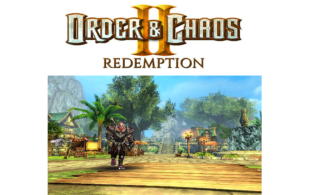Order & Chaos 2: Redemption launching September 17th from Gameloft