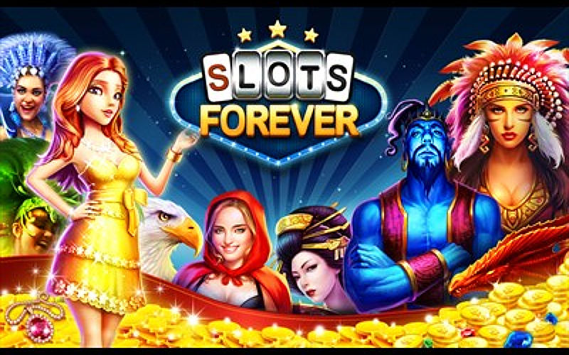 Put all the thrills of Vegas in the palm of your hand with Slots Forever