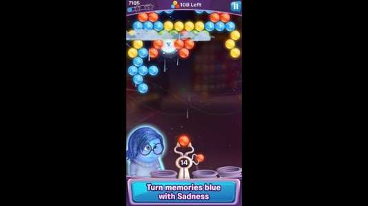 Inside Out Thought Bubbles, Disney, Trivia Games, Puzzles