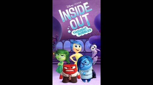 Inside Out Thought Bubbles, Disney,
