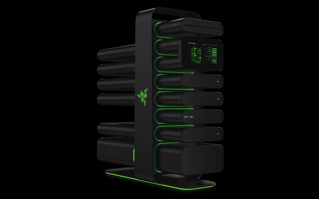 Razer develops simple PC solutions