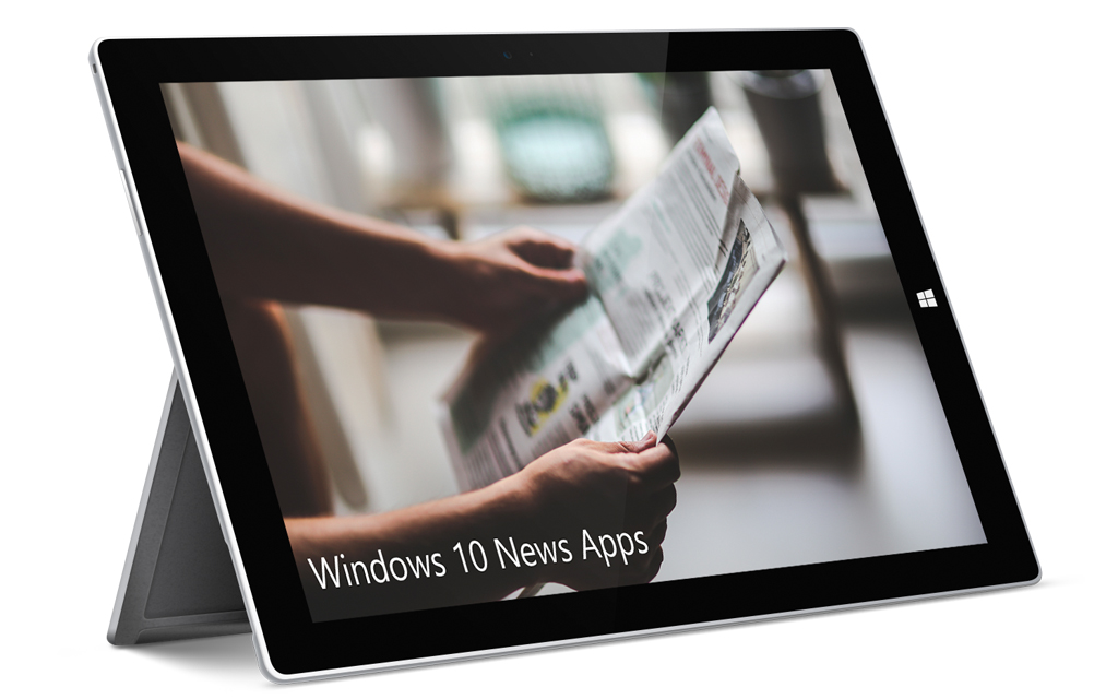 Great Windows 10 News Apps