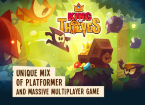 ZeptoLab brings King of Thieves to Windows