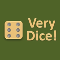 Very Dice:  A roll of the dice reaps a variety of rewards