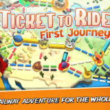 Ticket To Ride: First Journey Mobile Review